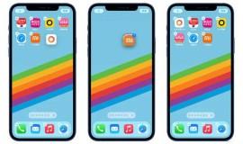 iPhone 12如何批量移动App图标?
