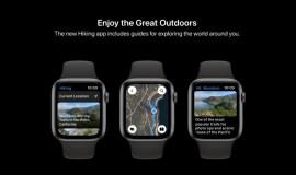 手表8概念设计欣赏:新应用,新表盘