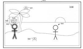 苹果的新专利:AR头戴式游戏可以使用Face ID来正确识别和装备玩家