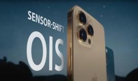 IPhone 13/Pro支持传感器移位OIS光学图像稳定