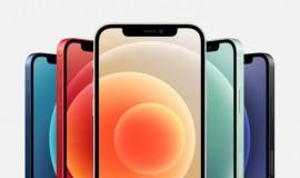2021年第一季度,iPhone 12系列占美国iPhone总销量的56%