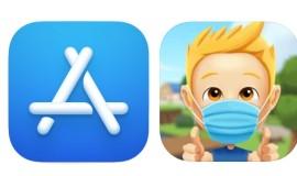 苹果和谷歌拒绝了COVID的新冠病毒主题游戏后,开发商提出了反垄断投诉