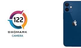 iPhone 12迷你DXOMARK相机122分,排名第14